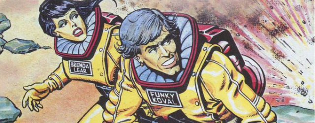 """""""Funky Koval"""": wydanie zbiorcze, twardookładkowe"""