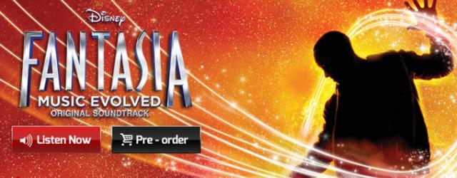 """Będzie soundtrack z muzycznej gry """"Fantasia: Music Evolved"""""""