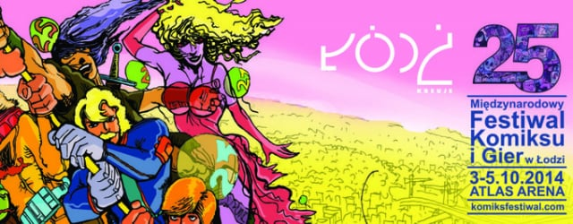 Międzynarodowy Festiwal Komiksu – program