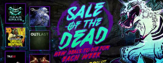 Masowa wyprzedaż tytułów grozy na PlayStation Store