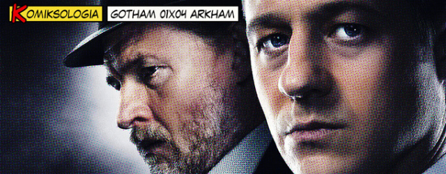 KOMIKSOLOGIA: Gotham 01×04