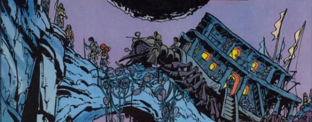 """Klasyczny komiks """"Valerian"""" w wydaniu zbiorczym"""