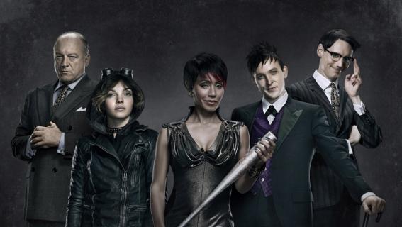 Gotham: sezon 1 – recenzja DVD