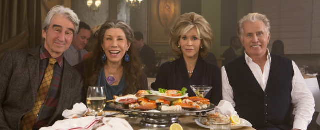 Grace i Frankie – data premiery 5. sezonu