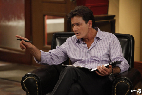 Charlie Sheen pracuje nad nowym serialem komediowym