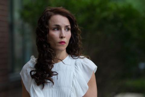 Noomi Rapace z główną rolą w amerykańskiej wersji filmu Znak anioła