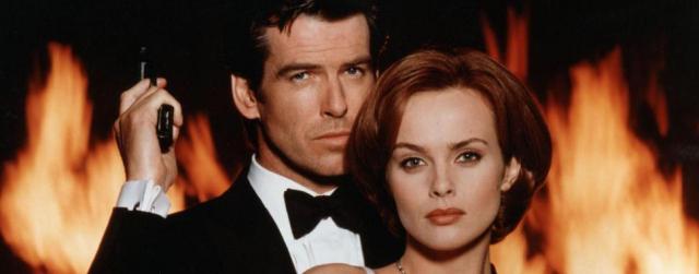 GoldenEye - Brosnan zabijał jak najęty, rosyjska armia przeganiała filmowców i inne ciekawostki na 25. rocznicę premiery