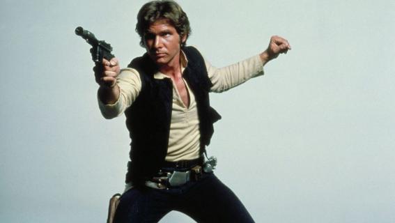 Han Solo strzelił pierwszy? George Lucas wyjaśnia słynną scenę