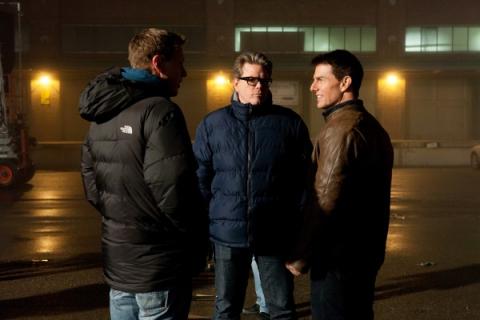 Christopher McQuarrie dołącza do kosmicznego filmu Toma Cruise'a i Douga Limana