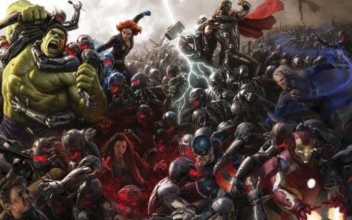 """Avengers: Czas Ultrona"" – oto twórca Visiona i Ultrona!"