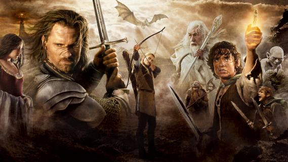 Władca Pierścieni – kiedy będzie toczyć się akcja serialu? Amazon udostępnia mapę