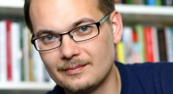 Krzysztof Piskorski – fantastyczny światotwórca