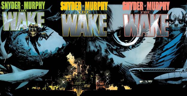 """""""Przebudzenie"""" od Scotta Snydera i Mucha Comics"""