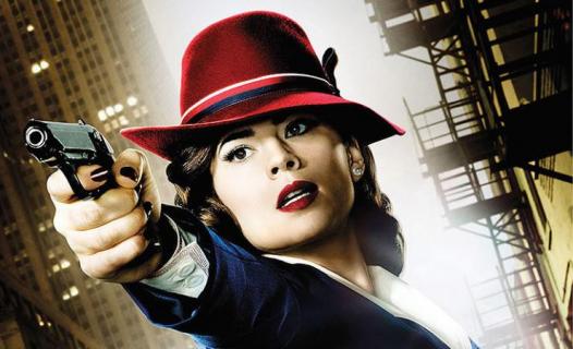 """Finał """"Marvel's Agent Carter"""" zalicza spadek we wtorek – wyniki oglądalności"""