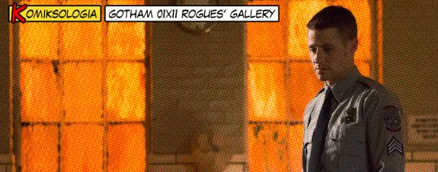 """""""Gotham"""" 01×11 – odwołania do komiksów"""