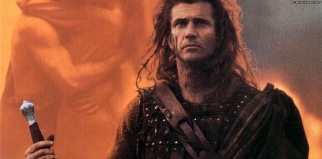 Mel Gibson – ulubione sceny