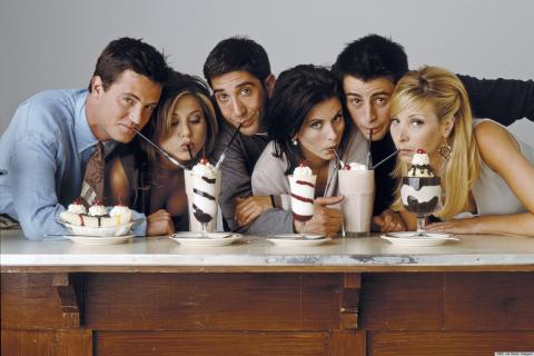 """""""Przyjaciele"""": sezon 1 DVD, wydanie jubileuszowe – recenzja"""
