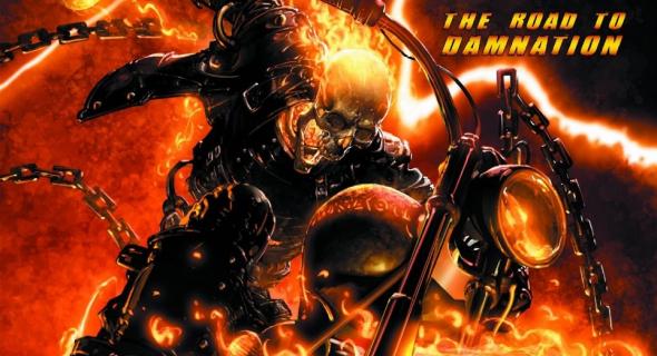 """""""Ghost Rider: Droga ku potępieniu"""" już niedługo w Polsce"""