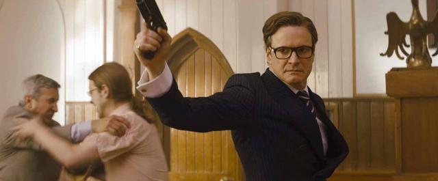 "Colin Firth powróci w ""Kingsman 2""?"