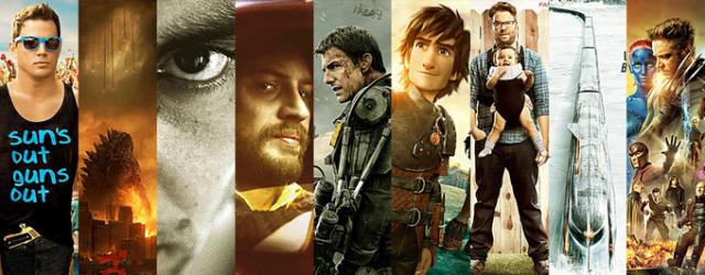 Najlepsze filmy – kwiecień, maj, czerwiec 2014