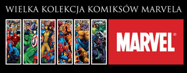 TOP 10 – Wielka Kolekcja Komiksów Marvela