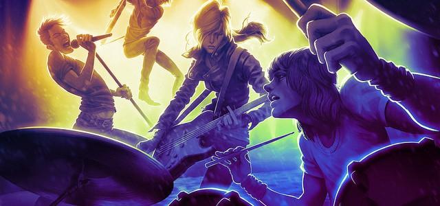 """""""Rock Band 4"""" z premierą na jesień i Full HD na obu konsolach"""