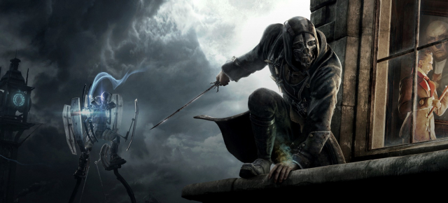 """""""Dishonored"""" trafi do oferty PlayStation Plus"""