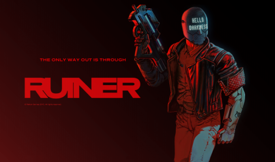 """""""RUINER"""" – polska gra, która może podbić świat"""