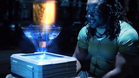 Messi jako Iron Man? Marvel i Samsung rekrutują Avengersów wśród sportowców i fanów! Zobacz wideo