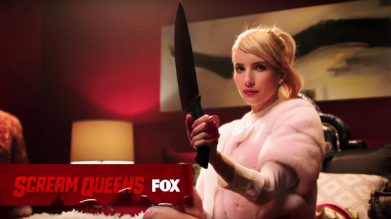 """Scream Queens"": sezon 1, odcinek 1 i 2 – recenzja"
