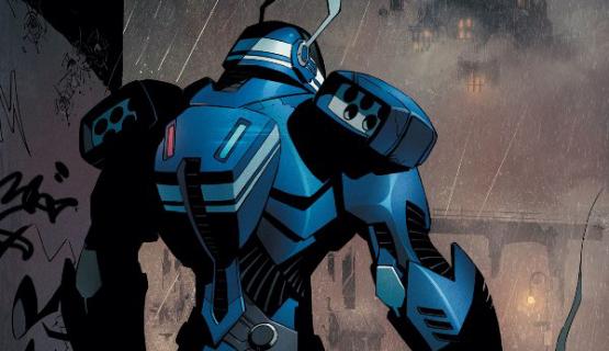 Komiksowy Batman zmienia się na zawsze! Zobacz okładkę kolejnego numeru
