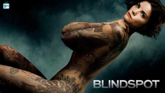 """""""Blindspot"""" – nowa zapowiedź serialu"""