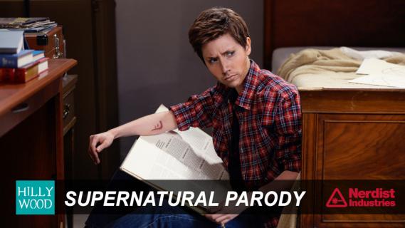 """Gwiazdy serialu wystąpiły w zabawnej parodii """"Supernatural"""". Zobacz wideo"""