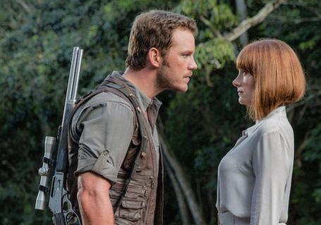 "Kolejne spoty ""Jurassic World"". Nowe sceny"