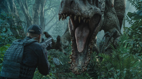 Zapowiedziano Jurassic World Alive. Prawie jak Pokemon Go
