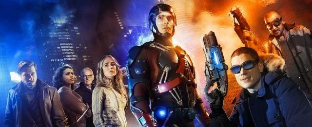 Legends of Tomorrow - 1. sezon serialu komiksowego już na Sci-Fi