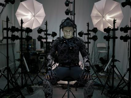 Oto jak Andy Serkis wygląda w nowych Gwiezdnych Wojnach – szkic