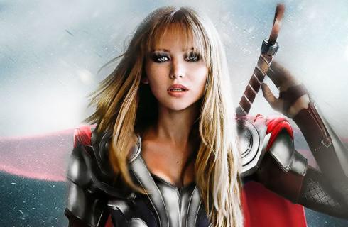 Superbohaterowie Marvela po zmianie płci. Zobacz ciekawe fanarty