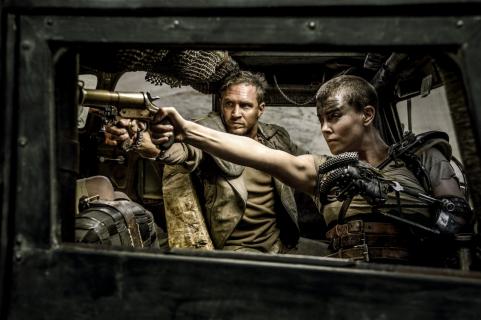 """Krytycy zachwyceni filmem """"Mad Max: Na drodze gniewu"""". Czy ma szanse na Oscary?"""