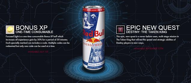 """""""Destiny"""" z wyłącznością dla Red Bulla"""