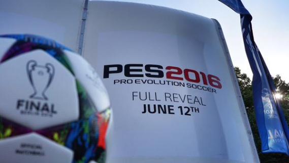 """Wkrótce poznamy """"Pro Evolution Soccer 2016"""""""