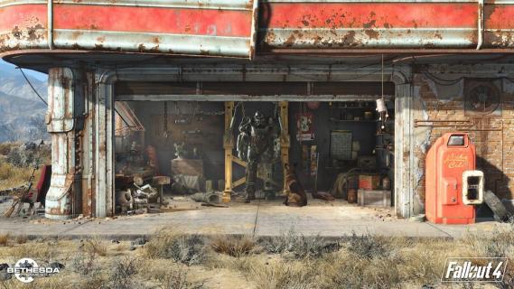"""Trwają prace nad modami do gry """"Fallout 4"""""""