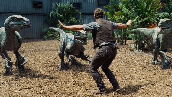 Zobacz, jak tworzono efekty specjalne w Jurassic World – kulisy