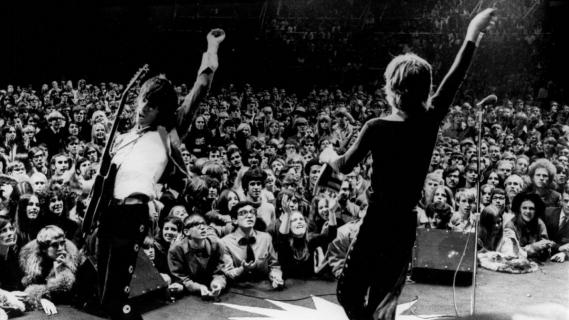 Filmy dokumentalne o rock'n'rollu – historia gatunku