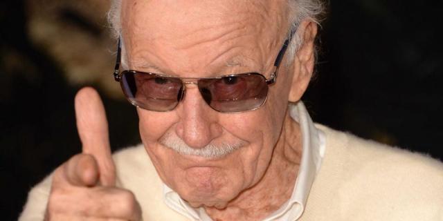 "Stan Lee o serialu ""Lucky Man"""