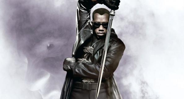 Wesley Snipes jako Blade. Aktor znów o powrocie do roli