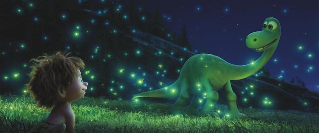 """""""Dobry dinozaur"""" – pełny zwiastun filmu Pixara"""