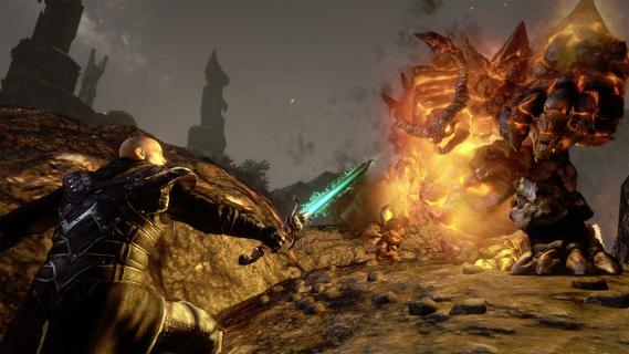 """""""Risen 3"""" trafi na PlayStation 4"""