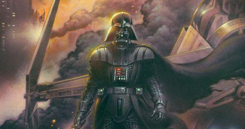 """""""Darth Vader i widmowe więzienie"""" – plansze z komiksu"""