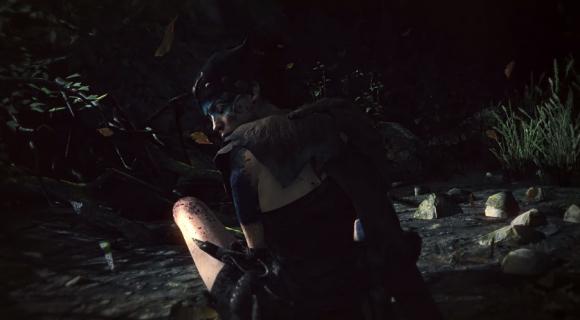 """Oto mroczne """"Hellblade"""" na czasową wyłączność Sony – pierwsze wideo"""